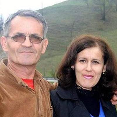 Zlata Puric & ihr Ehemann